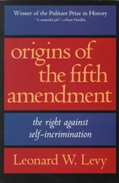 Origins of the Fifth Amendment