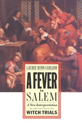 A Fever in Salem | Laurie Winn Carlson |