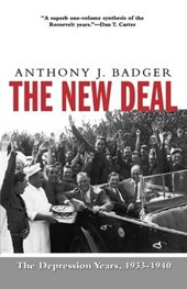 The New Deal | Anthony J. Badger |
