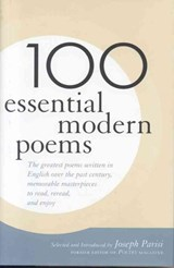 100 Essential Modern Poems | auteur onbekend |