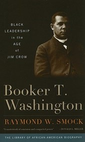 Booker T. Washington | Raymond Smock |