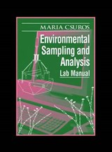 Environmental Sampling and Analysis | Maria Csuros |