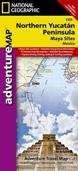 Yucatan Peninsula | National Geographic Maps  Adventure |