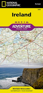 Ireland | National Geographic Maps  Adventure |