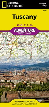 Tuscany [italy] | National Geographic Maps  Adventure |
