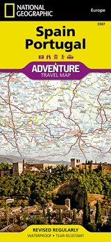 Spain and Portugal | National Geographic Maps  Adventure |