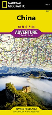 National Geographic Adventure Map China