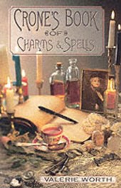 Crone's Book of Charms & Spells | Valerie Worth |