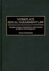 Workplace Sexual Harassment Law