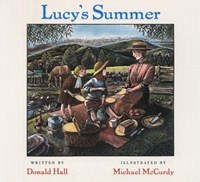 Lucy's Summer | Donald Hall |