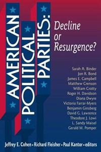 American Political Parties | Jeffrey E. Cohen |