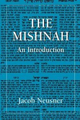 Mishnahan Introduction | Jacob Neusner |