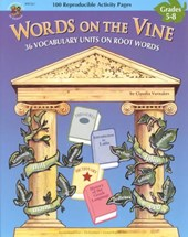 Words on the Vine, Grades 5 - | Claudia Vurnakes |