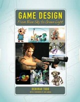 Game Design | Deborah Todd |