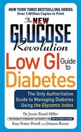 New Glucose Revolution Low GI Guide to Diabetes | Jennie; Brand-Miller |