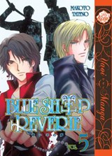 Blue Sheep Reverie Volume 5 (Yaoi) | Makoto Tateno |