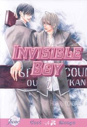 Invisible Boy Volume