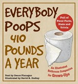Everybody Poops 410 Pounds a Year | Deuce Flanagan |