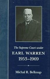 Supreme Court Under Earl Warren, 1953-1969