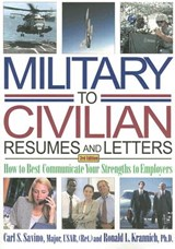 Military-To-Civilian Resumes and Letters | Carl S. Savino |