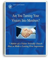 7 Habits of a Visitor-Friendly Church CD Audio Album