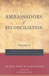 Ambassadors of Reconciliation, Volume