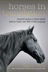 Horses in Translation | Sharon Wilsie |