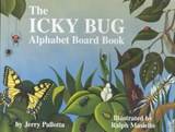 The Icky Bug Alphabet Board Book | Jerry Pallotta |