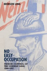 No Easy Occupation | Bronson Long |