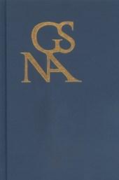 Goethe Yearbook