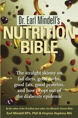 Dr. Earl Mindell's Nutrition Bible | Mindell, Earl ; Hopkins, Virginia |