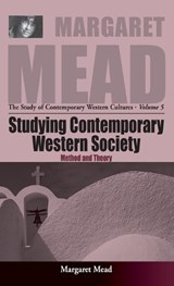 Studying Contemporary Western Society | auteur onbekend |