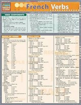 French Verbs Quick Reference Guide | Liliane Arnet |