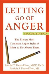 Letting Go of Anger | Potter-Efron, Ronald T. ; Potter-Efron, Patricia S. |