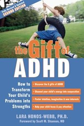 The Gift of ADHD | Lara Honos-Webb |
