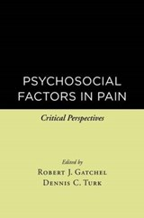 Psychosocial Factors in Pain | Robert J. Gatchel; Dennis C. Turk |