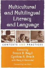 Multicultural and Multilingual Literacy and Language |  |