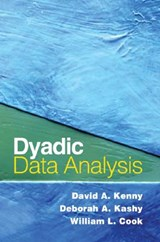 Dyadic Data Analysis | David A. Kenny |
