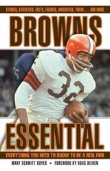 Browns Essential | Mary Schmitt Boyer |