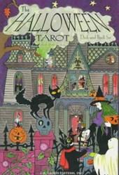 The Halloween Tarot Deck and Book Set