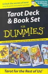 Tarot Deck & Book Set for Dummies | Us Games Systems |