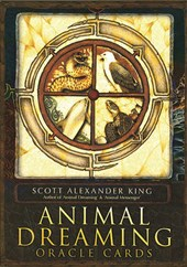 Animal Dreaming Oracle Cards | Scott Alexander King |