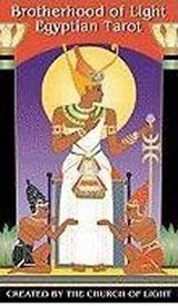 Brotherhood of Light Egyptian Tarot | Vicki Brewer |