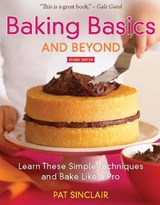 Baking Basics and Beyond | Pat Sinclair |