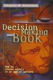 Decision Making by the Book