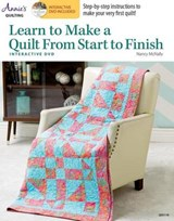 Learn to Make a Quilt from Start to Finish | Nancy Mcnally |