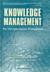 Knowledge Management for the Information Professional |  |