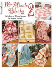 10 Minute Blocks | Suzanne McNeill |