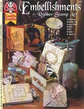 Embellishments for Rubber Stamp Art