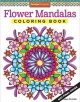 Flower Mandalas Coloring Book | Thaneeya McArdle |